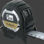 Outibat Premium - La mesure avec boîtier ABS est l'outil indispensable à avoir dans toutes les boîtes à outils.