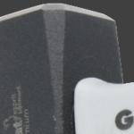 Outibat Premium - Massette carrée adaptée pour absorber les chocs avec âme centrale en graphite.