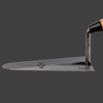 Outibat Premium - Truelle forgées monoblocs avec lame en acier trempé haute qualité, une fabrication traditionnelle.