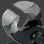 Outibat Premium - Tenaille Russe à tête polie et aux taillants affûtés, outil indispensable sur les chantiers.